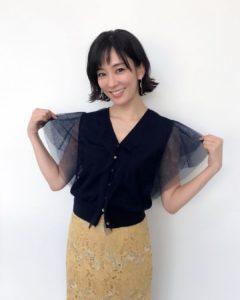 水川あさみ,服装,かわいい