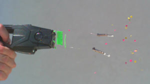 ボララップ,テーザー銃,違い