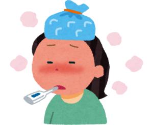 インフルエンザ,5日間,数え方