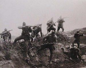 第三次世界大戦,自衛隊