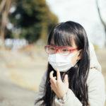 マスク,メガネ,曇らない方法,ティッシュ