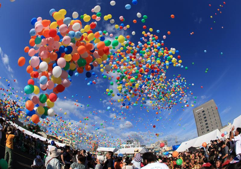安城七夕祭り,2020,駐車場